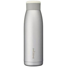 ドウシシャ DOSHISHA オンドゾーン ふるふるボトル(420ml) シルバー OZFF420SV