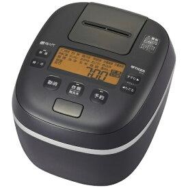 タイガー TIGER JPI-A100KO 炊飯器 オフブラック [5.5合 /圧力IH]