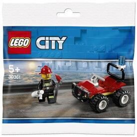レゴジャパン LEGO LEGO(レゴ) 30361 レゴシティ 消防シリーズ ミニセット