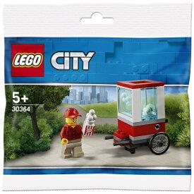 レゴジャパン LEGO LEGO(レゴ) 30364 レゴシティ ポップコーン屋さん ミニセット