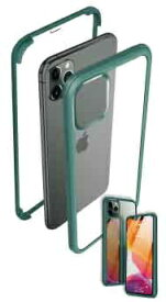 アンダー iPhone11 360°iPhone Cover グリーン i11-36003
