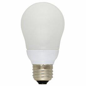 オーム電機 OHM ELECTRIC 電球形蛍光灯 E26 40形相当 昼光色 エコなボール 昼光色 EFA10ED/8N