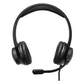 プリンストン PRINCETON UB-HSUSB ヘッドセット [USB /両耳 /ヘッドバンドタイプ]