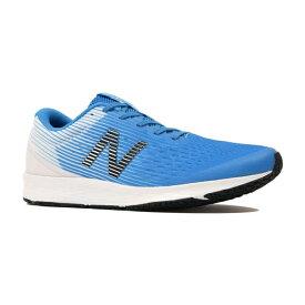 ニューバランス New Balance 27.5cm メンズ ランニングシューズ FLASH M LB4ワイズD(ブルー) MFLSHLB4D
