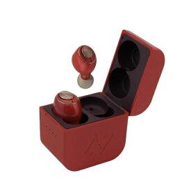 AVIOT アビオット フルワイヤレスイヤホン TE-D01gv-CR Cardinal Red [リモコン・マイク対応 /ワイヤレス(左右分離) /Bluetooth]