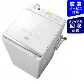 日立 HITACHI BW-DX120F-W タテ型洗濯乾燥機 ホワイト [洗濯12.0kg /乾燥6.0kg /ヒーター乾燥(水冷・除湿タイプ) /上開き][洗濯機 12kg ビートウォッシュ]