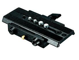 マンフロット Manfrotto スライディングプレートアダプター ブラック 357-1