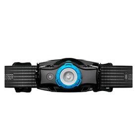 レッドレンザー Ledlenser アウトドア用ヘッドライト MH5(約69×35×38mm/ブラック×ブルー) 43139