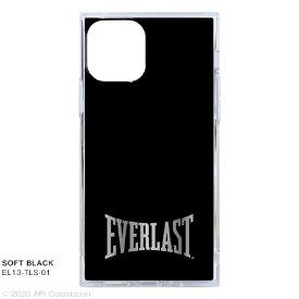 アピロス apeiros EVERLAST TILE SOFT BLACK for iPhone 11 Pro EL13-TLS-01