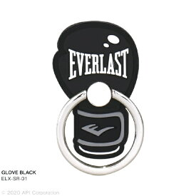 アピロス EVERLAST SmartPhone Ring GLOVE BLACK ELX-SR-01
