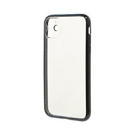 ラスタバナナ RastaBanana iPhone11 極限保護 ハイブリッドTPU/トライタン ブラック 5502IP961HB