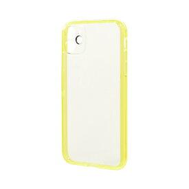 ラスタバナナ RastaBanana iPhone11 極限保護 ハイブリッドTPU/トライタン イエロー 5504IP961HB