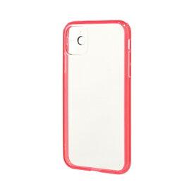 ラスタバナナ RastaBanana iPhone11 極限保護 ハイブリッドTPU/トライタン レッド 5505IP961HB