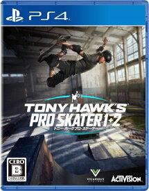 アクティビジョン Activision トニー・ホーク プロ・スケーター 1+2【PS4】