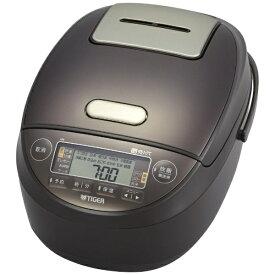 タイガー TIGER 炊飯器 炊きたて ブラウン JPK-G100T [圧力IH /5.5合]【2111_cpn】