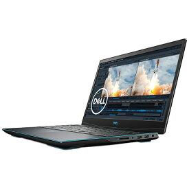 DELL デル NG385-ANHBCB ゲーミングノートパソコン New Dell G3 15 ブラック [15.6型 /intel Core i7 /SSD:512GB /メモリ:16GB /2020年夏モデル]