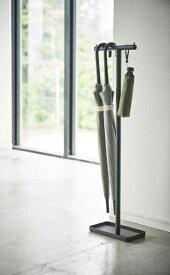 山崎実業 Yamazaki 4897 ハンギングかさたて スマート ブラック(Hanging Umbrella Stand BK) ブラック