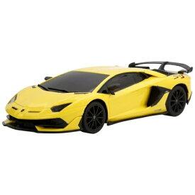 京商 KYOSHO 1/24 Lamborghini Aventador SVJ Yellow
