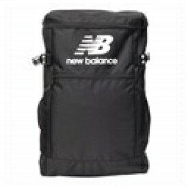 ニューバランス New Balance バックパック ロゴスクエアバックパック(26L/ブラック) JABL0629-BK