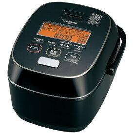 象印マホービン ZOJIRUSHI NW-JW10-BA 炊飯器 極め炊き ブラック [5.5合 /圧力IH]
