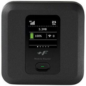 富士ソフト FUJISOFT 【SIMフリー】富士ソフト +F FS040W IEEE802.11a/b/g/n/ac nano SIM対応 モバイルルーター [ナノSIM]