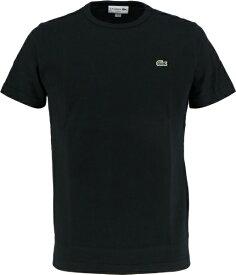 ラコステ LACOSTE メンズ ウエア Tシャツ ベーシッククルーネックTシャツ (半袖)(4(Mサイズ)/ノワール)TH622EM