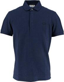 ラコステ LACOSTE メンズ ポロシャツ パリポロシャツ レギュラーフィット ストレッチ(4(Mサイズ)/ネイビー)PH5522M