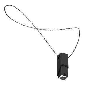 ライテック LIGHTEC *【OPKIX】 Aluminum Camera Holder w/Braided Cord Black OPKIX LM-NKBLK1