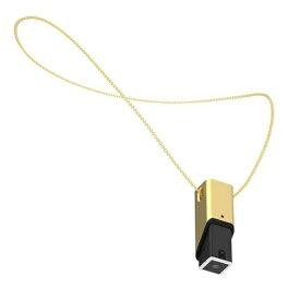 ライテック LIGHTEC *【OPKIX】 Aluminum Camera Holder w/Braided Cord Gold OPKIX LM-NKGLD2