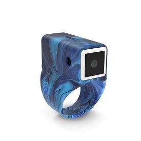 ライテック LIGHTEC *【OPKIX】 Slicone Camera Holder Sleeve Blue Size - Small OPKIX LM-RBLS55