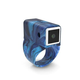 ライテック LIGHTEC *【OPKIX】 Slicone Camera Holder Sleeve Blue Size - Medium OPKIX LM-RBLS75