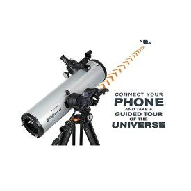 セレストロン 天体望遠鏡 StarSense Explorer DX130AZ セレストロン [反射式 /スマホ対応(アダプター別売)]