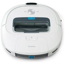 アイリスオーヤマ IRIS OHYAMA IC-R01-W ロボット掃除機 ホワイト
