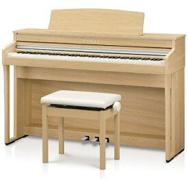 河合楽器 KAWAI 電子ピアノ CA49LO プレミアムライトオーク調仕上げ [88鍵盤]