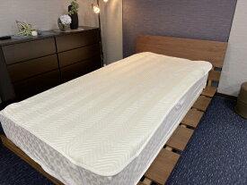 大宗 【ベッドパッド】ウォッシャブルベッドパッド ダブルサイズ(140×200cm/ベージュ) [ベッドパッド]