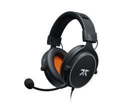 Fnatic Gear フナティックギア HS0003-001 ゲーミングヘッドセット REACT - Analog Gaming Headset ブラック [φ3.5mmミニプラグ /両耳 /ヘッドバンドタイプ]
