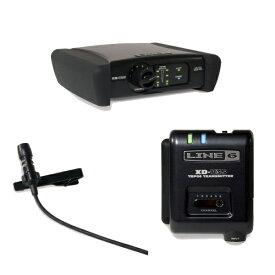 ヤマハ YAMAHA LINE6 デジタルワイヤレスマイクシステム (ラベリアマイク) XD-V35L
