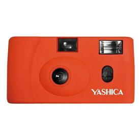 YASHICA ヤシカ 【フィルムカメラ】YASHICA MF-1 Camera Orange with Yashica 400 オレンジ