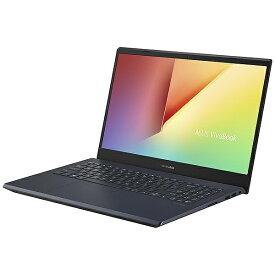 ASUS エイスース X571LH-AL084T ノートパソコン X571LH スターブラック [15.6型 /intel Core i7 /Optane:32GB /SSD:512GB /メモリ:16GB /2020年7月モデル]