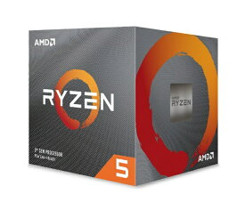 AMD エーエムディー 〔CPU〕 AMD Ryzen 5 3600XT With Wraith Spire cooler 100-100000281BOX