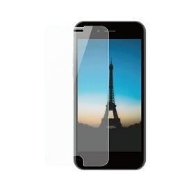 OWLTECH オウルテック iPhone SE(第2世代)/8/7/6s/6対応 液晶画面保護強化ガラス 絶対に貼り付けミスをしないキット付属 OWL-GUIC47-CL