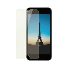 OWLTECH オウルテック iPhone SE(第2世代)/8/7/6s/6対応 液晶画面保護強化ガラス 絶対に貼り付けミスをしないキット付属 OWL-GUIC47-BC