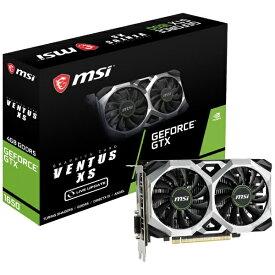 MSI エムエスアイ グラフィックボード GeForce GTX 1650 VENTUS XS 4G [4GB /GeForce GTXシリーズ]