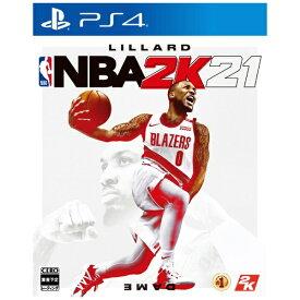 テイクツー・インタラクティブ Take-Two Interactive NBA 2K21 通常版【PS4】