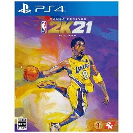 【2020年09月04日発売】 テイクツー・インタラクティブ Take-Two Interactive NBA 2K21 マンバ フォーエバー エディション【PS4】
