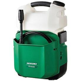 工機ホールディングス Koki HiKOKI コードレス高圧洗浄機 MV電池搭載品 18V AW18DBL-LXP