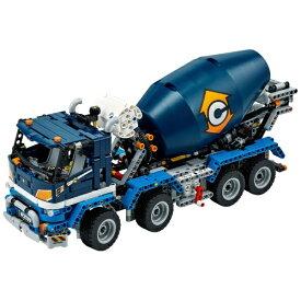 レゴジャパン LEGO LEGO(レゴ) 42112 テクニック コンクリートミキサー車【発売日以降のお届け】
