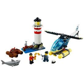 レゴジャパン LEGO LEGO(レゴ) 60274 シティ エリートポリス 灯台での逮捕【発売日以降のお届け】