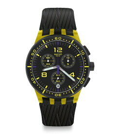 SWATCH YELLOW TIRE SWATCH