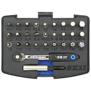 SK11 エスケー11 SK11スリムラチェットDVセットSRD-2230